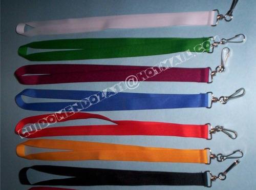 cintas porta carnet al mayor bs. 5500