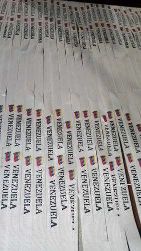 cintas porta carnet lanyards personalizados