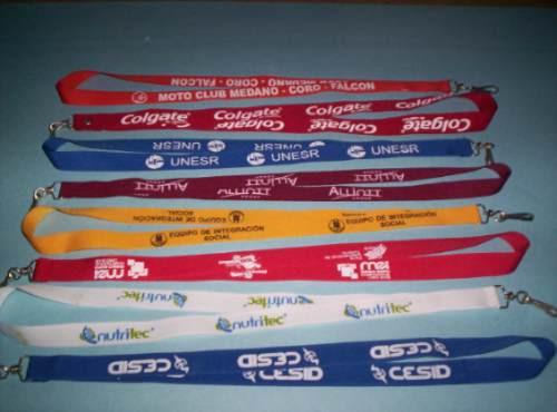cintas porta carnet sin estampado bs 860-bs.855 y bs850