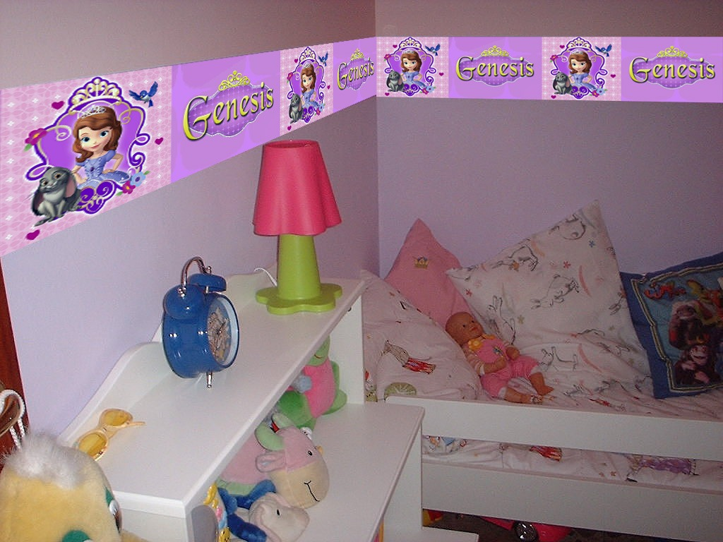 Cintas vinilo o vinil decorativas cenefa infantiles cuartos bs en mercado libre - Cenefas decorativas infantiles ...