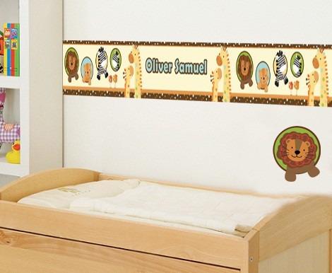 cintas vinilo o vinil decorativas cenefa infantiles cuartos with cenefas para cuartos de bebes