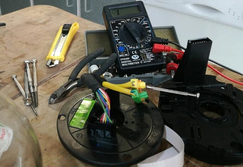 cintasflex,bocina airbagcontrol v.cruceroreparo todas marcas