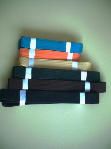 cintas.shurido.nuevas, karate,judo,tkd .blancas-azul rey