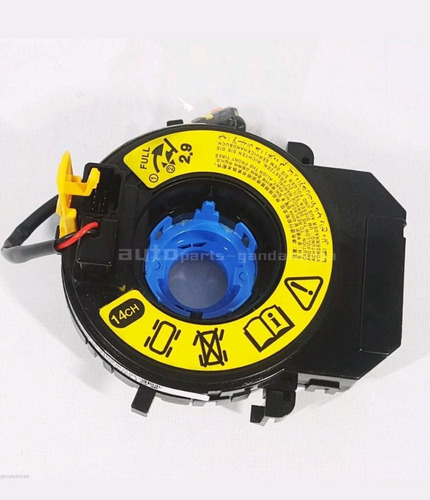 cintilla kia río clockspring airbag cinta