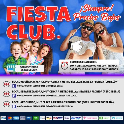 cintillo minnie orejas cotillon fiestaclub