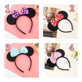 Cintillos Mickey Mouse Y Minnie