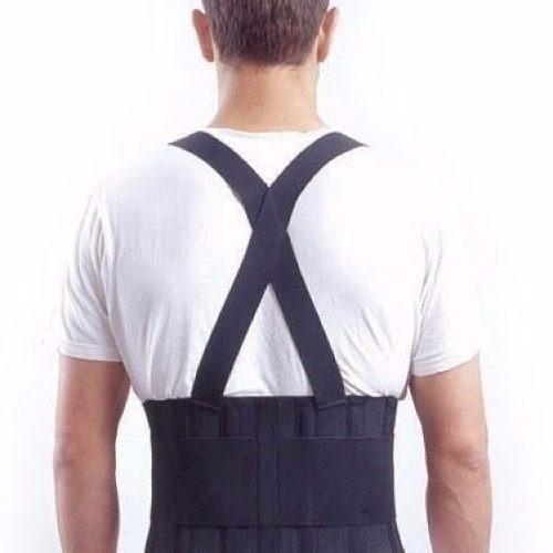 cinto de ajuste para  peso lombar corretor postural coluna