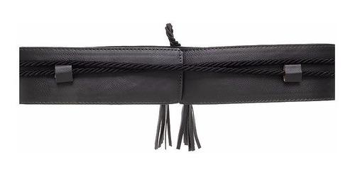 cinto faixa feminino preto