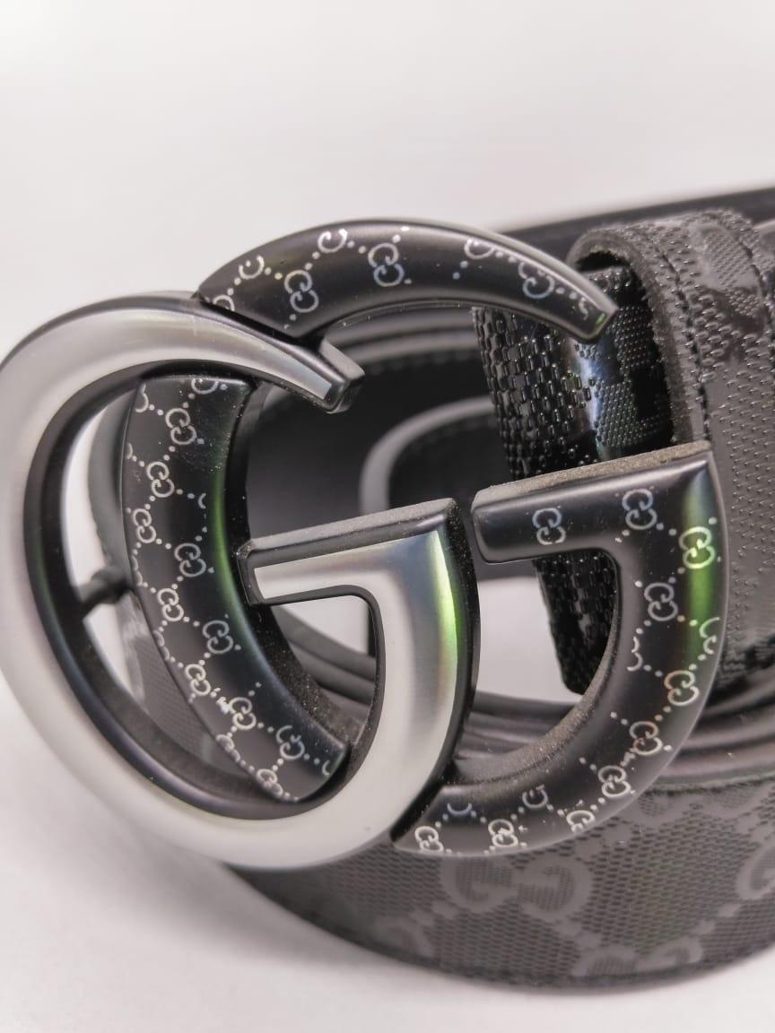 d294e2411 Cinto Gucci Doble G Para Dama Y Caballero - $ 650.00 en Mercado Libre