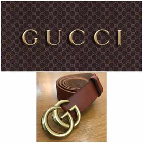 00ab71b0e Cinto Gucci Marrom Cintos Masculinos - Cintos para Feminino no Mercado  Livre Brasil