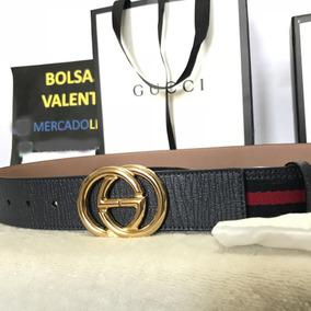 6730b7ef3 Cinto Gucci Originales Gucci En Caja Garantia Dmm - Cinturones en Mercado  Libre México