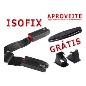 Cinto Isofix Alta Resistência Único Original + Clip E Guias