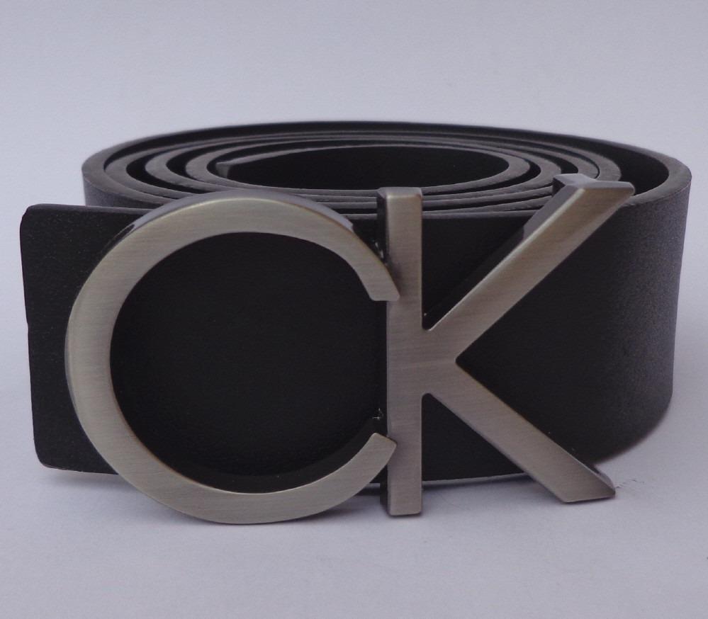 146dbfe7350 cinto masculino calvin klein letras ck couro coleção nova. Carregando zoom.