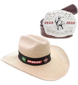 801523a384 Chapeu Country Masculino Chapeus - Acessórios da Moda com o Melhores Preços  no Mercado Livre Brasil