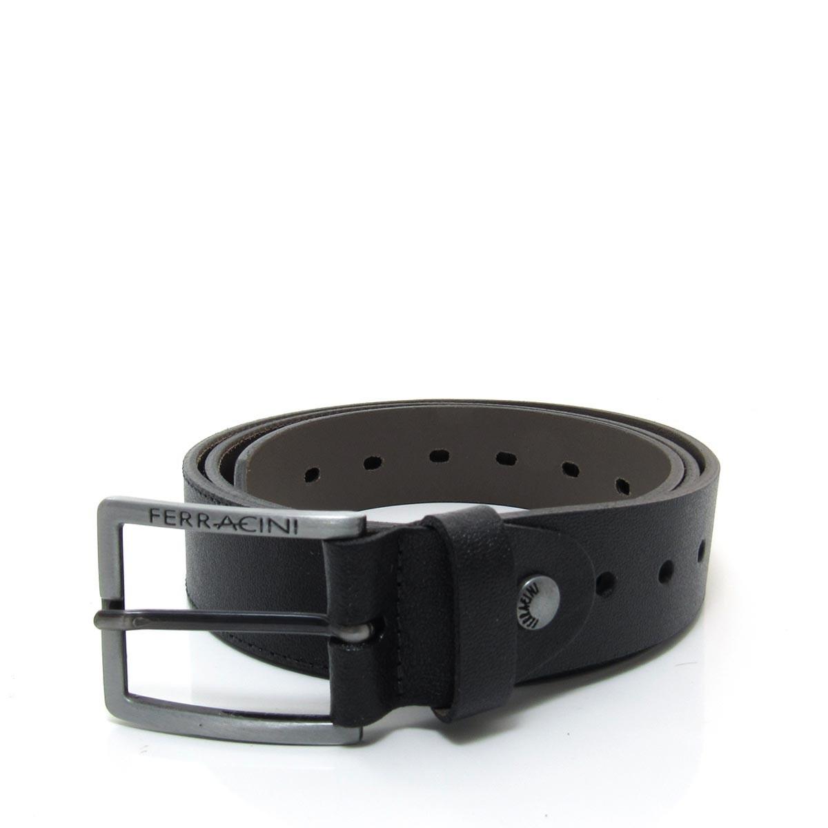555f4a547e cinto masculino ferracini couro legítimo preto tamanho 130 c. Carregando  zoom.