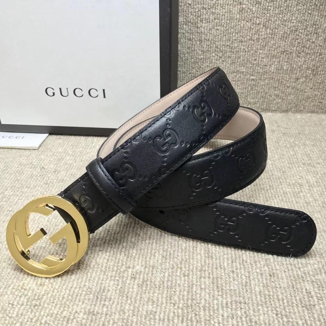 Cinto Masculino Gucci Completo - R  499,00 em Mercado Livre 5ba2494424