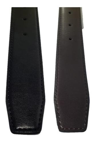 cinto nike golf masculino preto / marrom - reversível