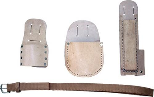 cinto para carpinteiro - todo em couro