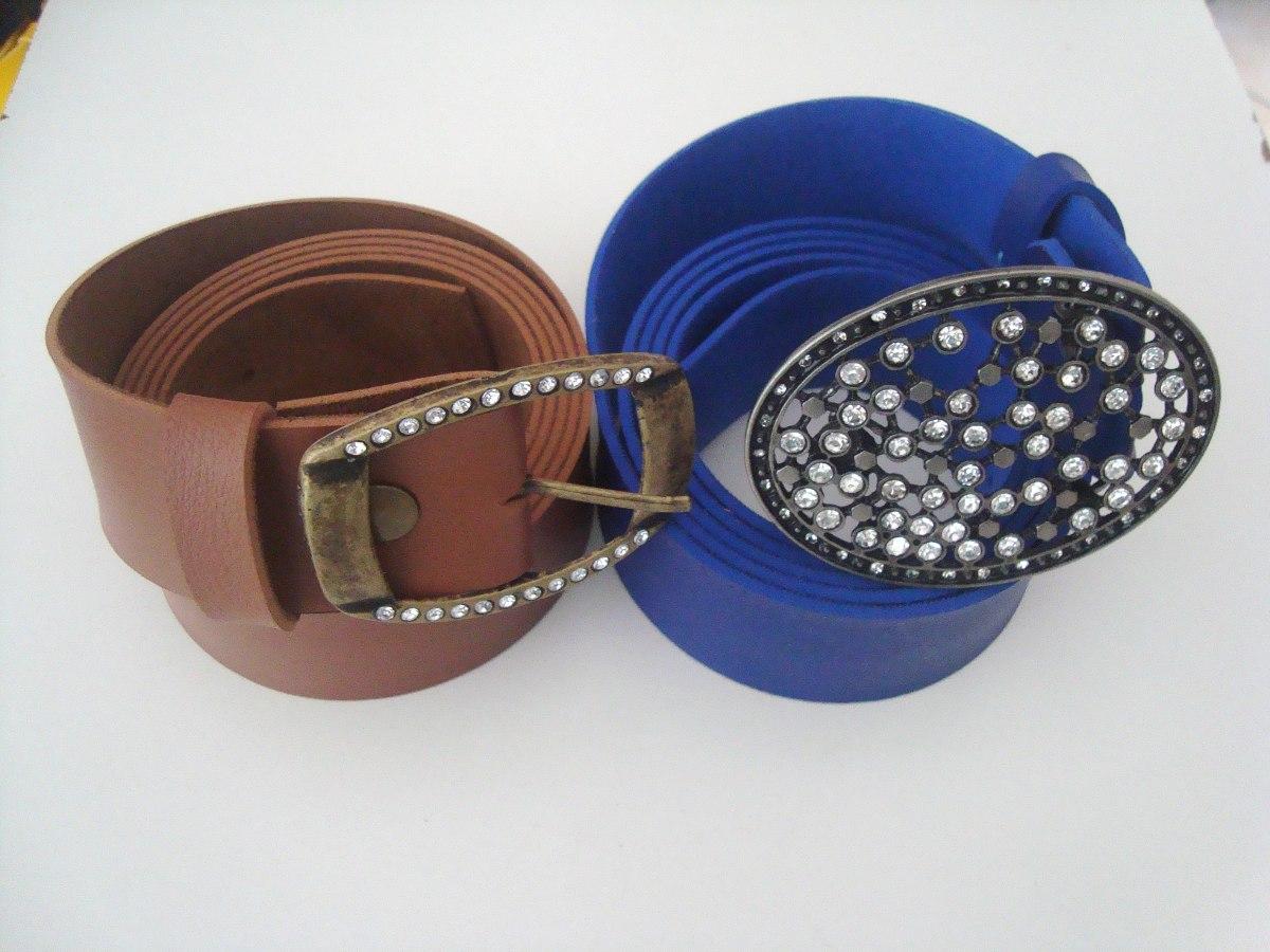 9778ed03877 Cinto Plus Size Feminino 150cm Comprimento-kit 2 Pçs - R  59