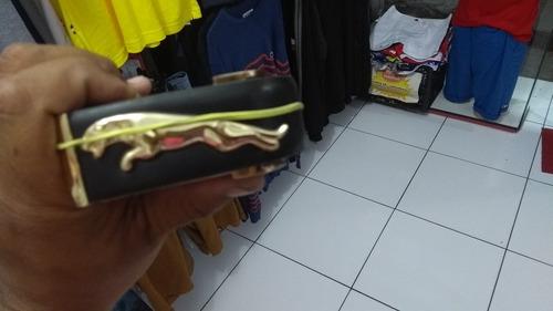 cinto puma de couro tamanho 125 novo