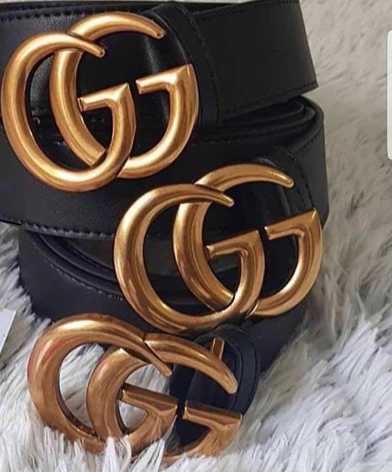 903086458c Cinto Réplica Gucci - R$ 89,00 em Mercado Livre