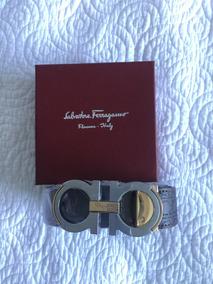 754c458b3 Cinto Salvatore Ferragamo !! - Cinturones de Hombre en Mercado Libre ...