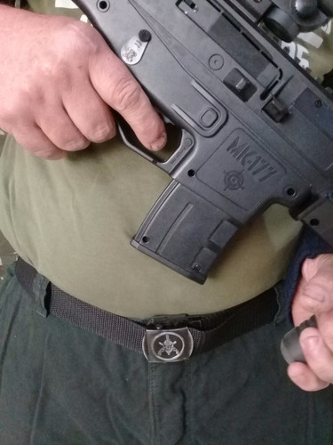 cinto tatico bope faca na caveira airsoft civil militar