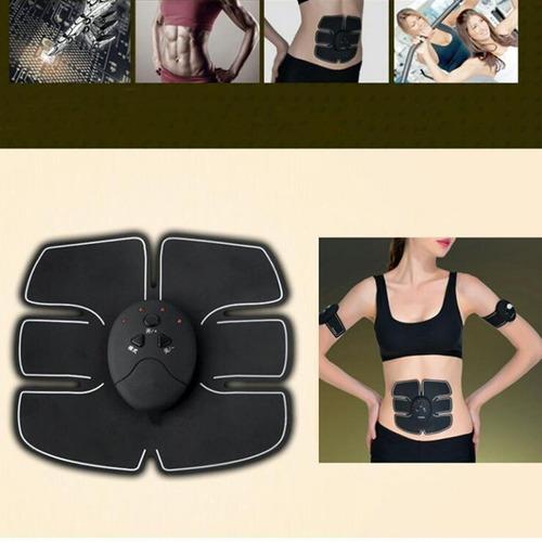 cinto tonificador abdominal estimulação elétrica muscula