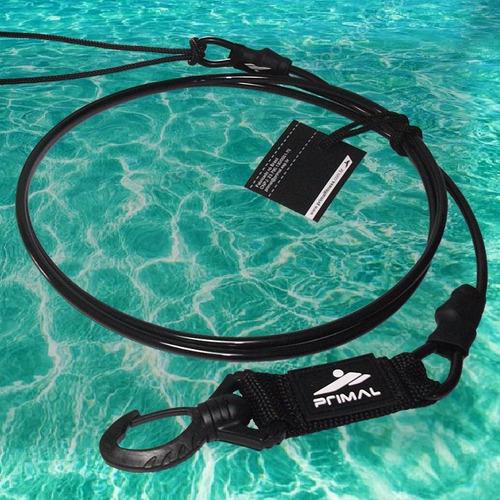 cinto treino natação estática / kit nado parado - primal