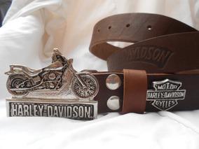 Hebilla de Cintur/ón Calavera Harley Davidson Acero 6,5cm