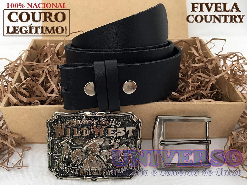 eed8fca9797 cintos masculino couro legítimo 4cm fivela country va08-cl. Carregando zoom.