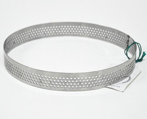 cintura perforada molde redondo 10cm doña clara