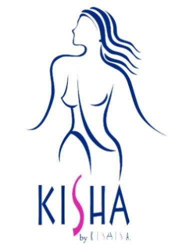 cinturilla de latex,   marca kisha by kishisa