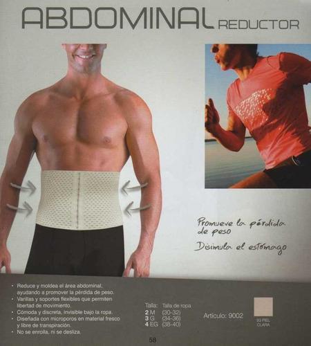 cinturilla ideal con latex. reduce 5 cms al instante hoy