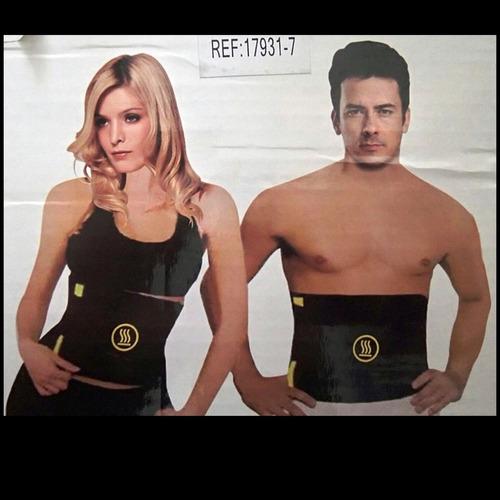 cinturilla reductora todas las tallas hot shapers