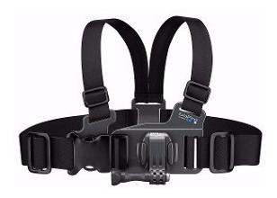cinturão peitoral gopro (original) para crianças - achmj-301