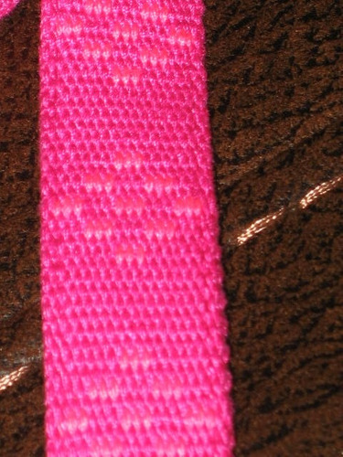 cinturon aeropostale rosa neon small ( 272 )