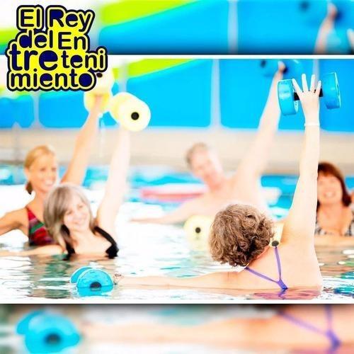 cinturón aquagym piscina natación flotador salvavidas el rey