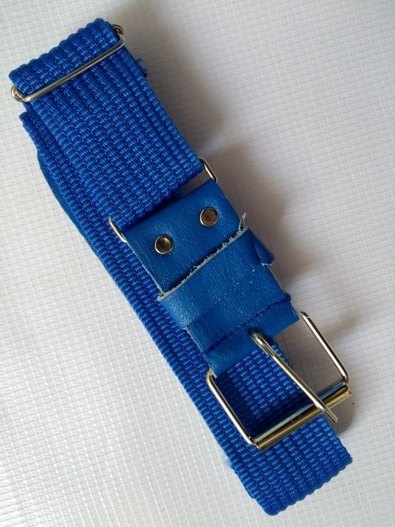 Cinturon Azul Rey Ajustable Beisbol Softbol -   58.00 en Mercado Libre 63adf71725c6