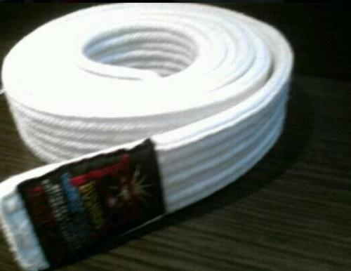 cinturon blanco de karate