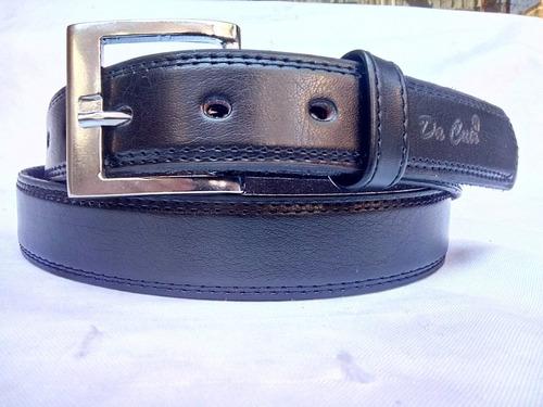 cinturon bufalo de piel 3cm de ancho