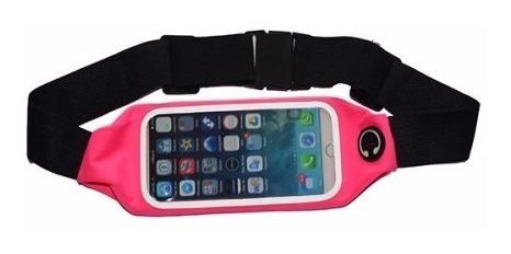 cinturon cangurera para correr iphone-android-samsung