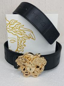3f6f3eefc Cintos Versace Hombre Medusa - Ropa, Bolsas y Calzado en Mercado ...