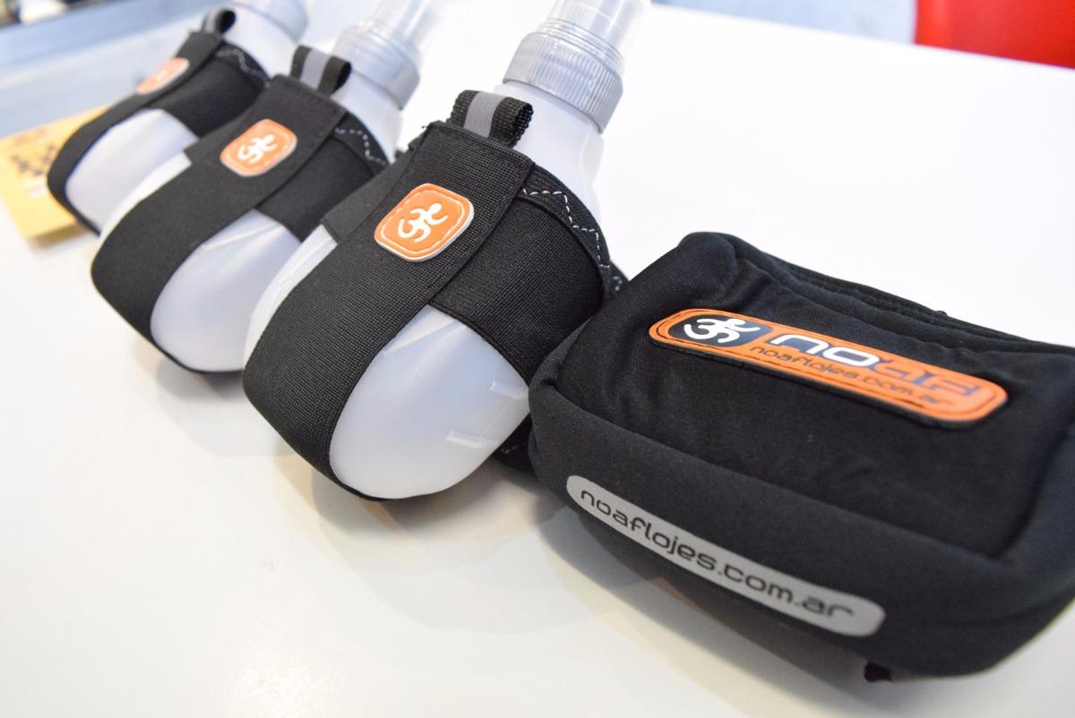 cinturon cinto hidratacion noaf 3 botellas running corredor. Cargando zoom. dd6a6ab7d3b7