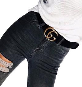 mejores zapatillas de deporte f42c5 e61c0 Cinturon Gucci Hombre - Cinturones de Mujer Negro en Mercado ...
