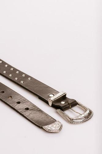 cinturón clara barcelo punto y aparte