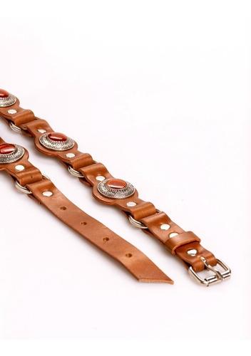 cinturón clara barcelo tapa tapita tapón