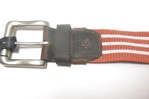 cinturón columbia talla  xl  mide 117 cm de largo