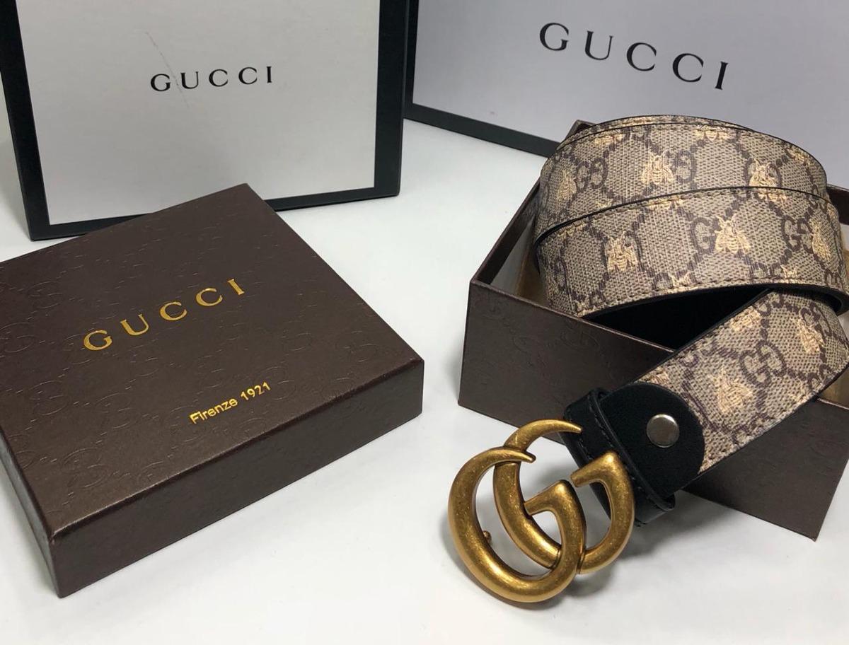39ade9cf7 Cinturón Correa Gucci Varios Estilos - $ 89.500 en Mercado Libre