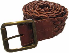 32c7dcb5b19 Vendo Cinturones Trenzados De Cuero en Mercado Libre Argentina